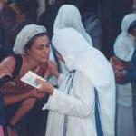 Calcutta 1997- con Madre T