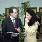 Tunisi - Con Romano Prodi