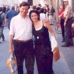 Firenze 2003- Con Claudio Ma
