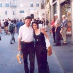 Firenze 2003- Con Claudio Martini