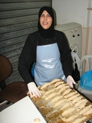 Amal the baker Photo : EC/ECHO/Daniela Cavini