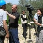Southern-Lebanon-2007-interviewing-Hassan-Abadi-