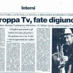 Troppa TV, fate digiuno  10-82 - Copia