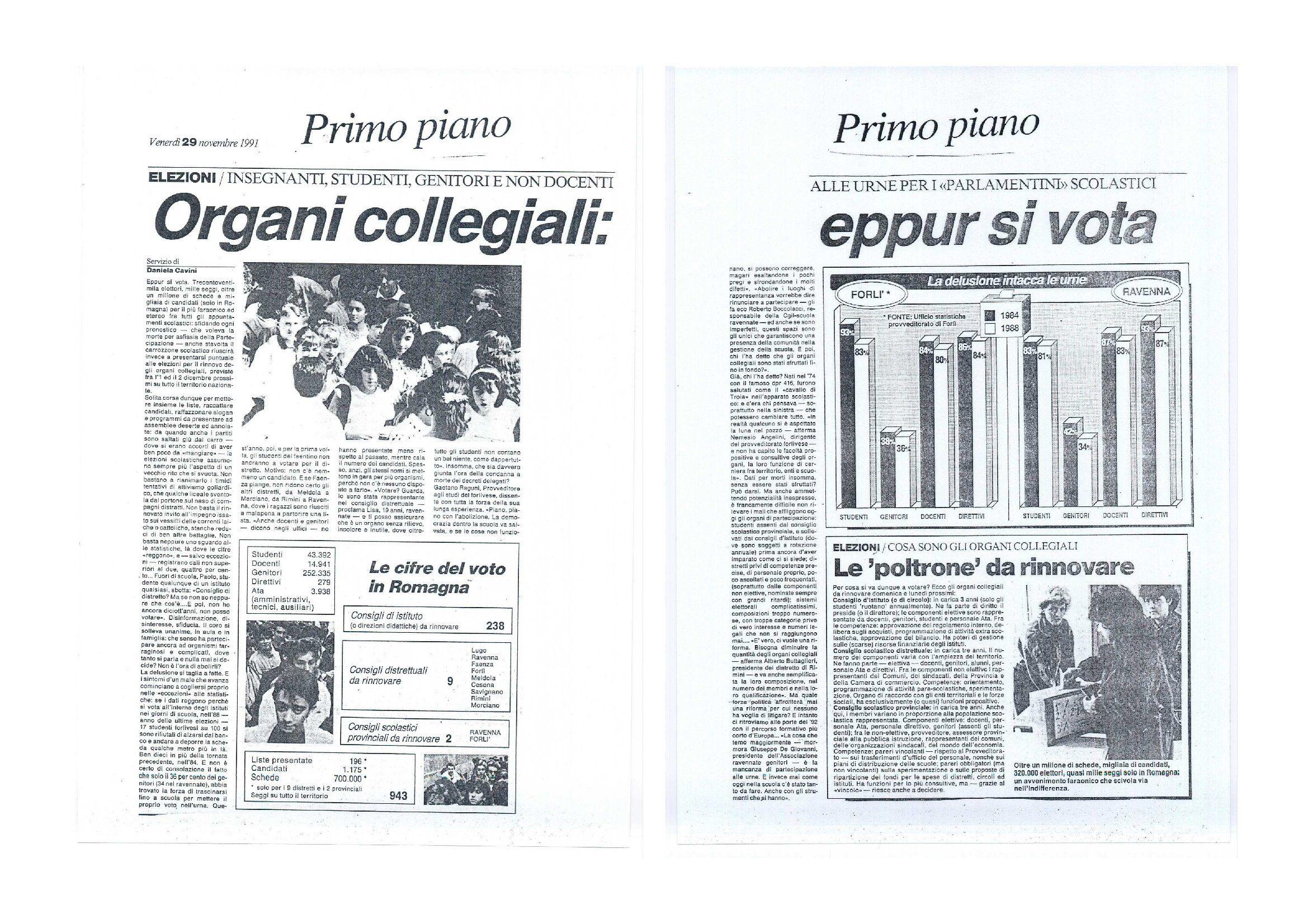 organi collegiali eppure si vota doppio image
