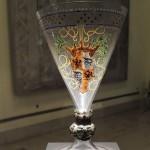 La coppa di vetro del Moro