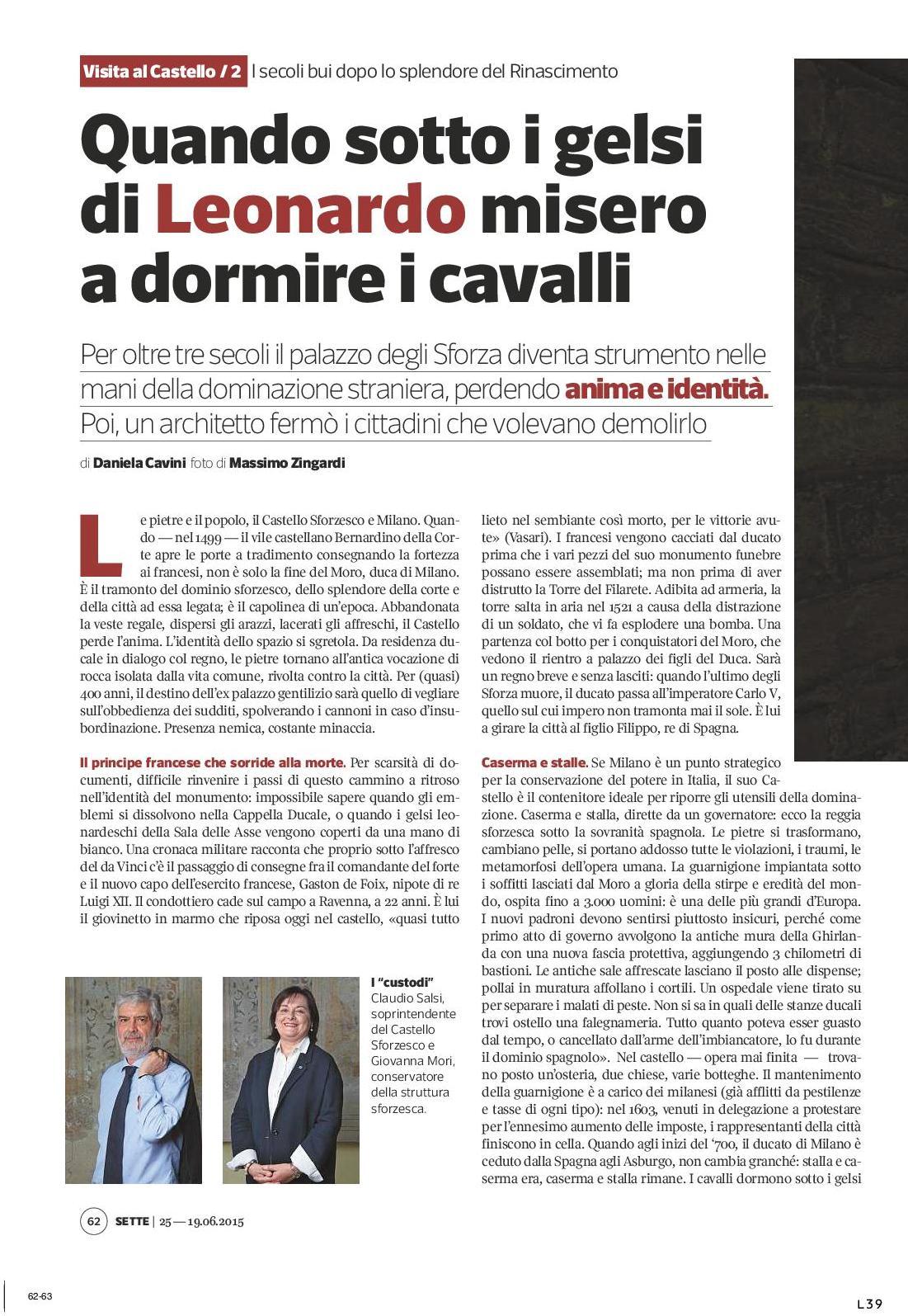 Castello Milano 3