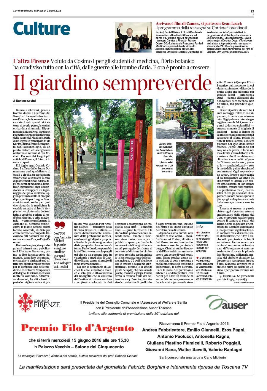 Il giardino di daniela - Il giardino dei semplici ...